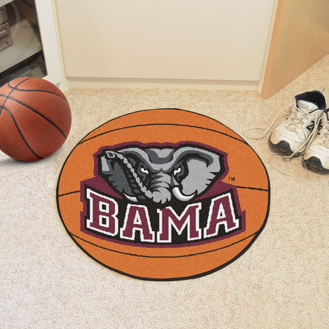 University of Alabama Basketball Mat