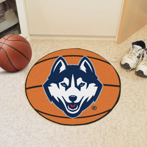 University of Connecticut Basketball Mat
