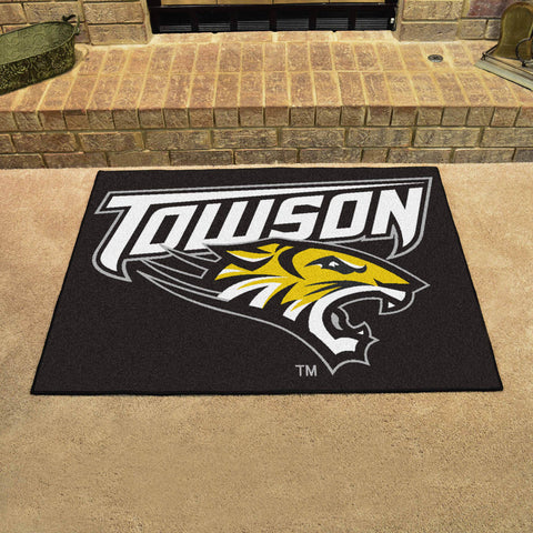 Towson University All Star Area Rug Mat Model 4676