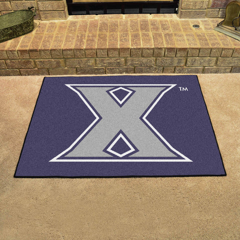 Xavier University All Star Area Rug Mat Model 4728