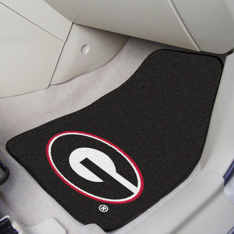 University of Georgia Carpet Car Mats