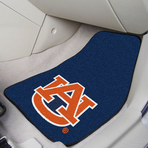 Auburn University Carpet Car Mats
