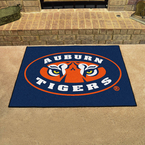 Auburn University All Star Area Rug Mat Model 5138