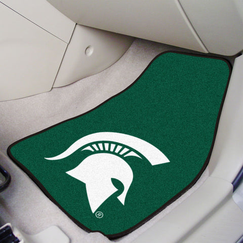 Michigan State University Carpet Car Mats
