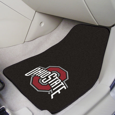 Ohio State University Carpet Car Mats