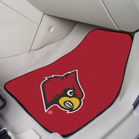 University of Louisville Carpet Car Mats