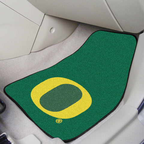 University of Oregon Carpet Car Mats