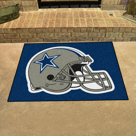 Dallas Cowboys All Star Area Rug Mat Model 5723
