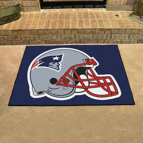 New England Patriots All Star Area Rug Mat Model 5796