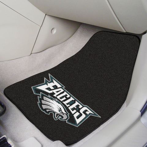 Philadelphia Eagles Carpet Car Mats