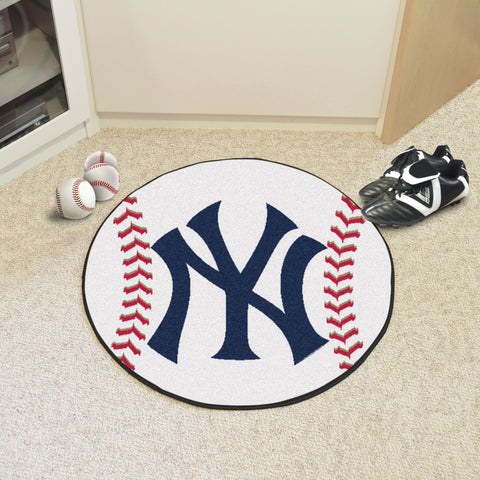 New York Yankees Baseball Mat