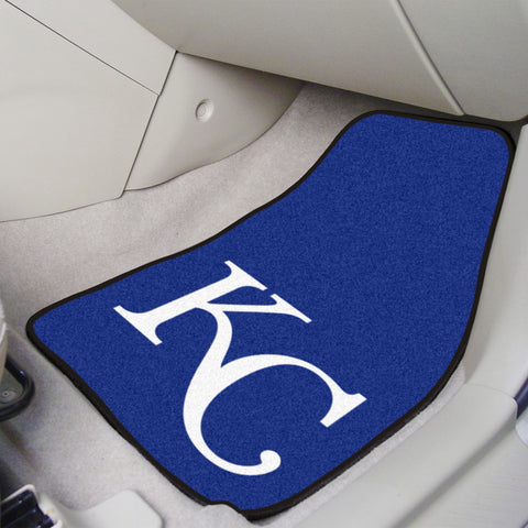 Kansas City Royals Carpet Car Mats