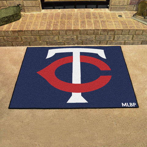 Minnesota Twins All Star Area Rug Mat Model 6392