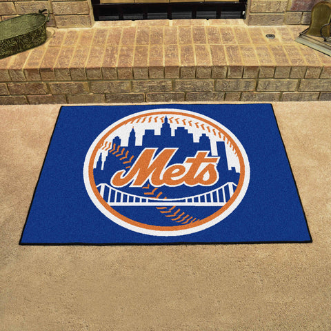 New York Mets All Star Area Rug Mat Model 6442