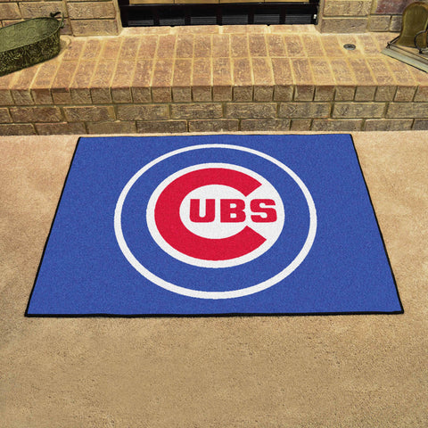 Chicago Cubs All Star Area Rug Mat Model 6464
