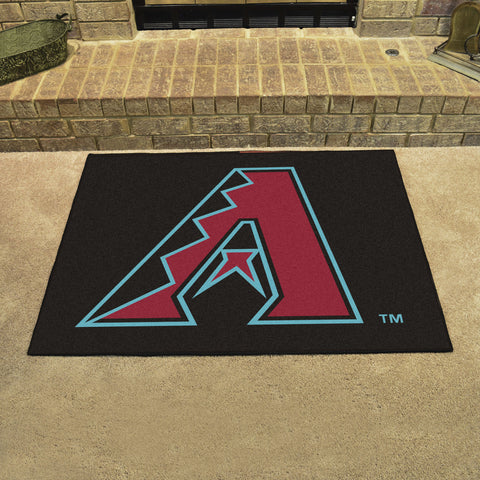 Arizona Diamondbacks All Star Area Rug Mat Model 6509