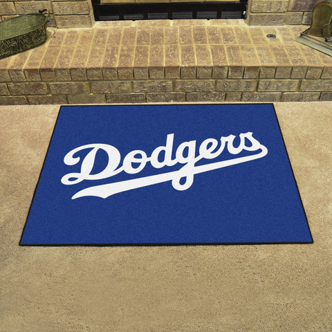 Los Angeles Dodgers All Star Area Rug Mat Model 6523