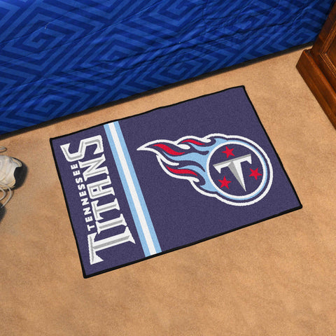 Tennessee Titans Uniform Inspired Mat