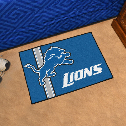 Detroit Lions Uniform Inspired Mat