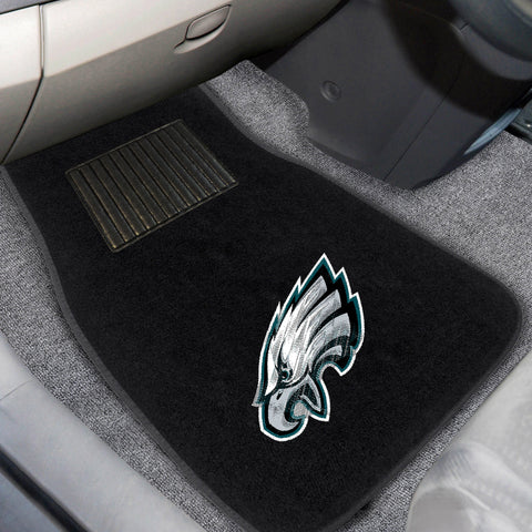 Philadelphia Eagles Embroidered Car Mats
