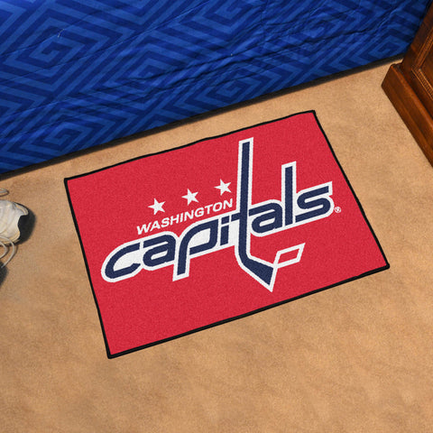 Washington Capitals Starter Mat