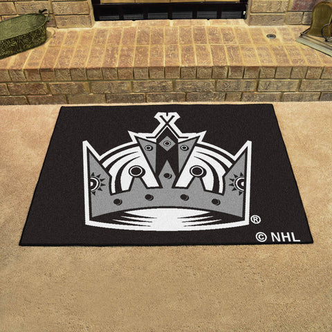 Los Angeles Kings All Star Area Rug Mat Model 10646