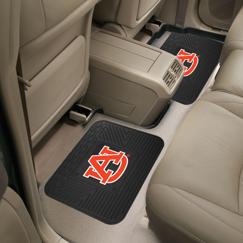 Auburn University Rear Seat Mats