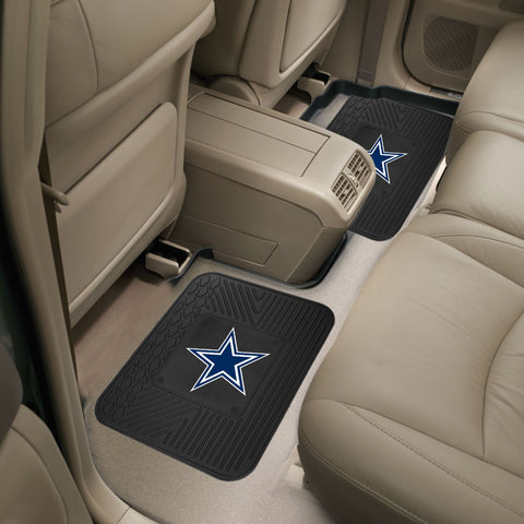 Dallas Cowboys Rear Seat Mats