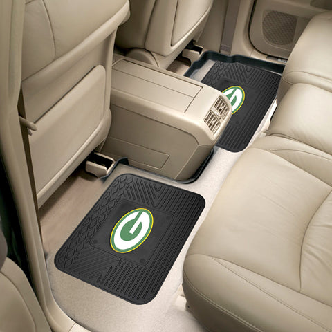 Green Bay Packers Rear Seat Mats