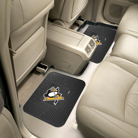Pittsburgh Penguins Rear Seat Mats