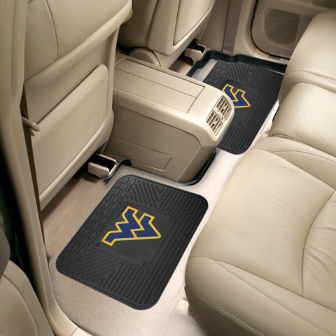 West Virginia University Rear Seat Mats