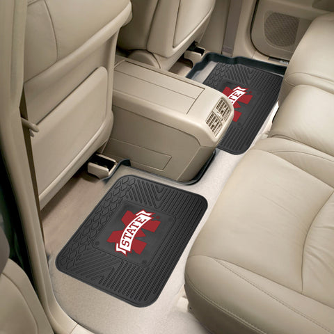 Mississippi State University Rear Seat Mats