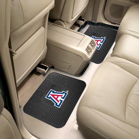 University of Arizona Rear Seat Mats