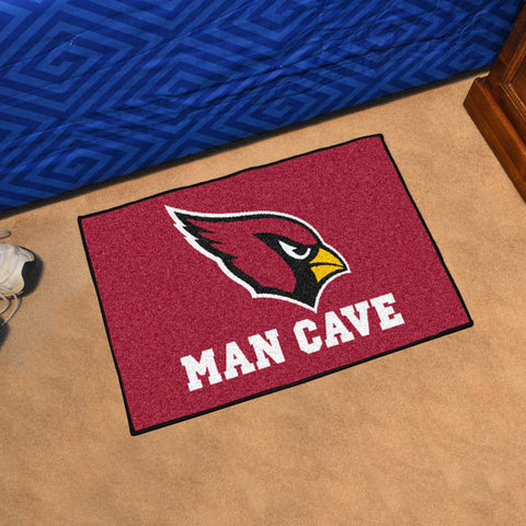 Arizona Cardinals Man Cave Starter Mat