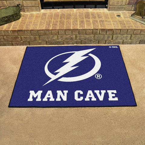 Tampa Bay Lightning Man Cave All-Star Model 14489