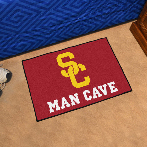 University of Southern California Man Cave Starter Mat