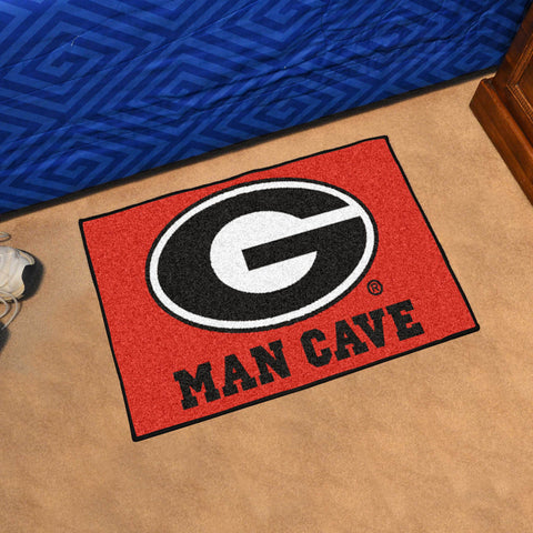 University of Georgia Man Cave Starter Mat