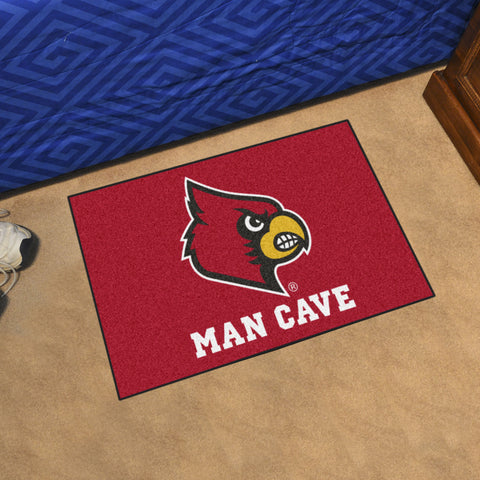 University of Louisville Man Cave Starter Mat