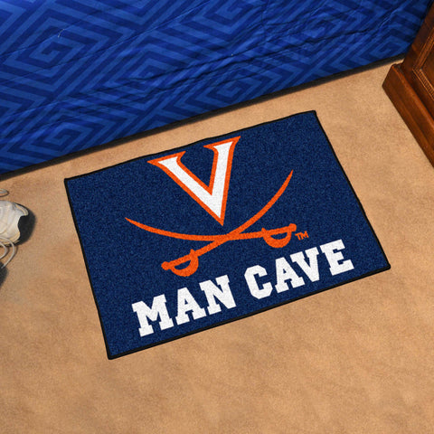 University of Virginia Man Cave Starter Mat