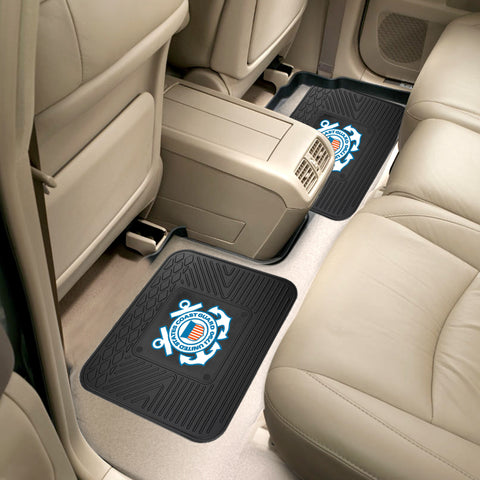 U.S. Coast Guard Rear Seat Mats