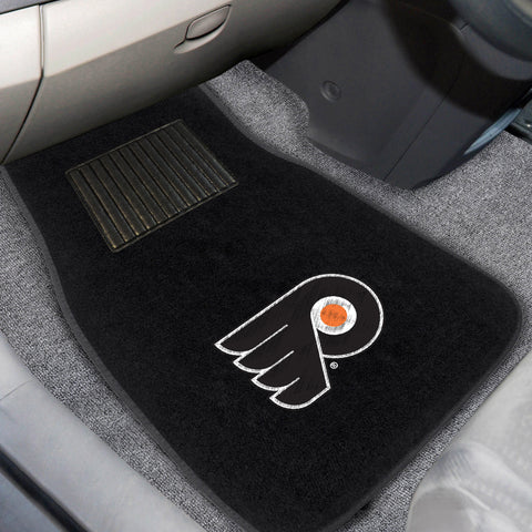 Philadelphia Flyers Embroidered Car Mats