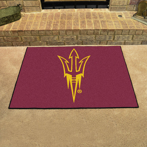 Arizona State University All Star Area Rug Mat Model 17140