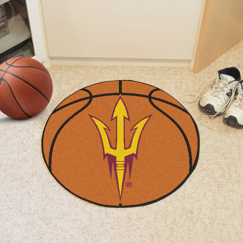 Arizona State University Basketball Mat