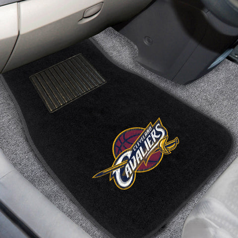 Cleveland Cavaliers Embroidered Car Mats