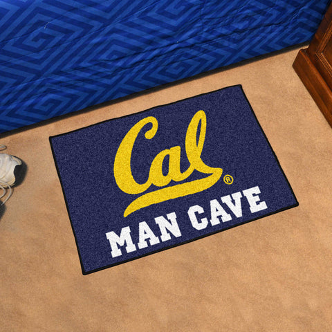 University of California - Berkeley Man Cave Starter Mat