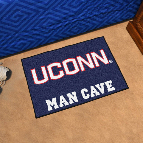 University of Connecticut Man Cave Starter Mat
