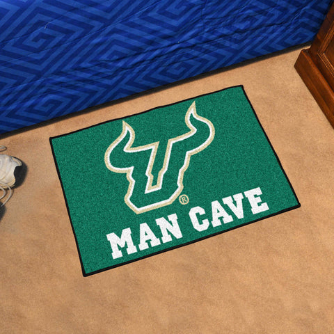 University of South Florida Man Cave Starter Mat