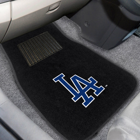 Los Angeles Dodgers Embroidered Car Mats
