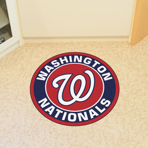 Washington Nationals Roundel Mat