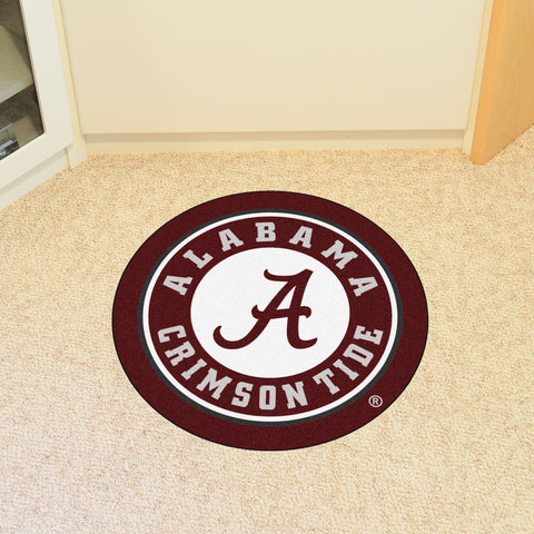 University of Alabama Roundel Mat